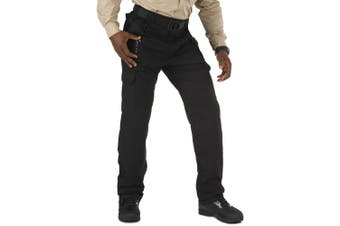 5.11 Tactical Mens Pants Black Size 42X32 Pro Work Cargo Stretch