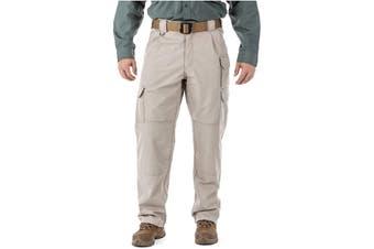 5.11 Tactical Mens Pants Beige Size 36X30 Taclite Pro Cargo Stretch