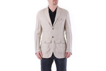 Husky Men's Blazer In Beige