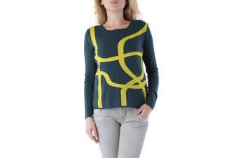 Olivia Hops Women's Knitwear In Green