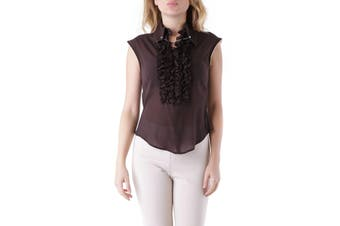 John Richmond Women's Blouse In Brown