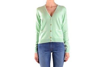 Ballantyne Women's Cardigan In Green