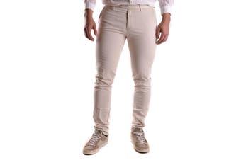 Gant Men's Trousers In White