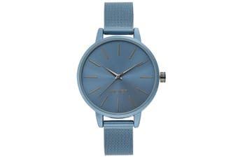 Nine West Watch NW/2281BLBL Women Blue