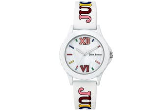 Juicy Couture Watch JC/1003WTWT Women White
