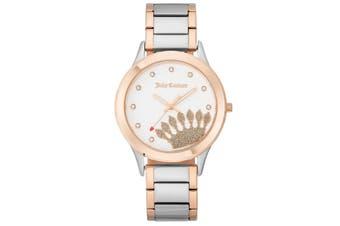 Juicy Couture Watch JC/1053WTRT Women Silver