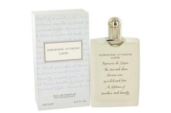 Capri Eau De Parfum Spray By Adrienne Vittadini 100 ml