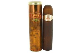 Cuba Magnum Red Eau De Toilette Spray By Fragluxe 127 ml