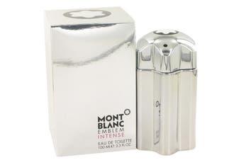Montblanc Emblem Intense Eau De Toilette Spray By Mont Blanc 100 ml