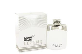 Montblanc Legend Spirit Eau De Toilette Spray By Mont Blanc 100 ml