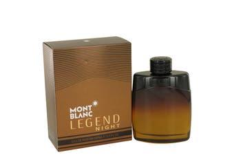 Montblanc Legend Night Eau De Parfum Spray By Mont Blanc 100 ml