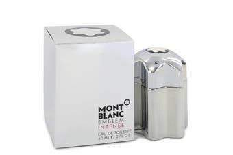 Montblanc Emblem Intense Eau De Toilette Spray By Mont Blanc 60 ml