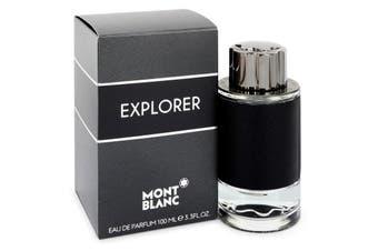 Montblanc Explorer Eau De Parfum Spray By Mont Blanc 100 ml