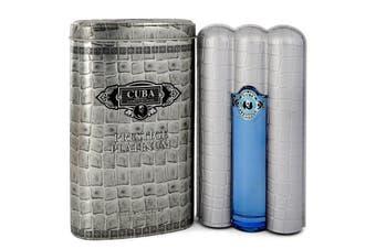 Cuba Prestige Platinum Eau De Toilette Spray By Fragluxe 90 ml