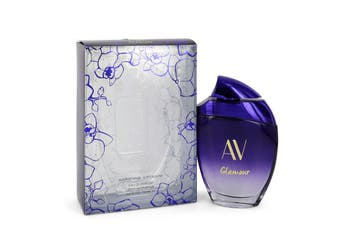 Av Glamour Passionate Eau De Parfum Spray By Adrienne Vittadini 90 ml