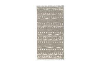 Bambury Nomad Range - 100% Cotton - Bath Towel - 70 x 140cm - Mocha