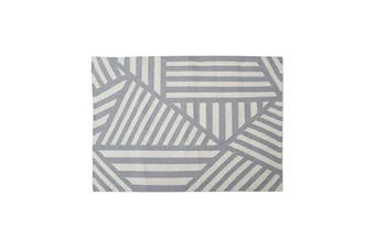Bambury Stella Indoor Floor Rug - Wool Blend - 140 x 200cm