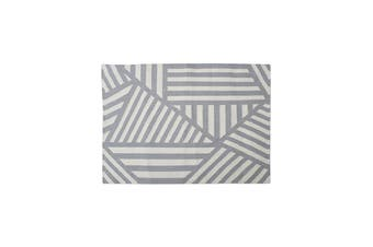 Bambury Stella Indoor Floor Rug - Wool Blend - 100 x 140cm