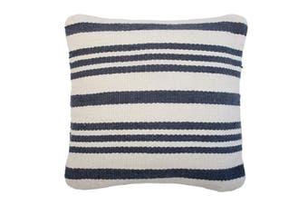 Bambury Outdoor Woven Cushion - 43 x 43cm - Filled - Cabana