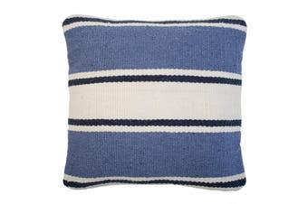 Bambury Outdoor Woven Cushion - 43 x 43cm - Filled - Laguna