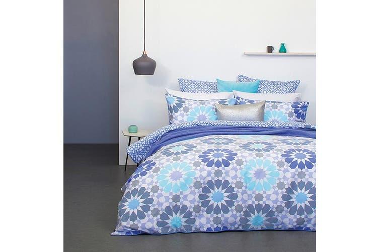 Bambury Marrakech Quilt Cover Set - 100% Cotton Sateen - King
