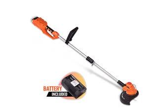 BlackEagle 40V Line Trimmer Whipper Snipper Electric Cordless Garden Tool Li-Ion