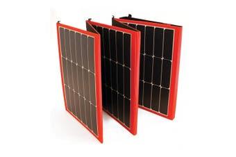 Matson Folding Solar Panel 12v/24v 180 watts 20 amps Waterproof Regulator