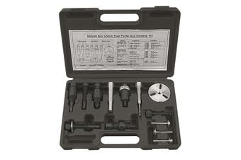 Toledo A/C Clutch Hub Puller & Installer Kit - 13pc Set