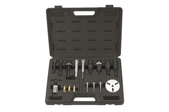 Toledo A/C Clutch Hub Puller & Installer Kit - 18pc Set