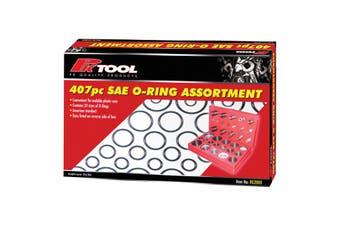 407pc SAE O-Ring Assortment