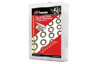 Pk Tools 90pc Rubber/Metal Gasket Assortment