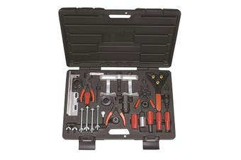 Toledo A/C Seal & Clutch Tool Set 30pc Set
