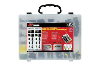 250pc 1.5 Superseal Wire Connector Assortment Kit