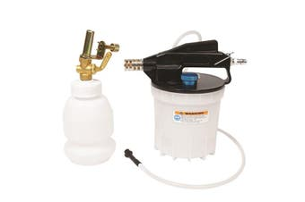 Toledo Brake Bleeder & Auto Filler Unit Vacuum - Pneumatic