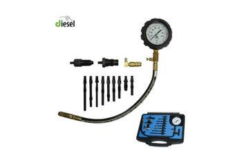 Diesel Compression Test - Standard Car