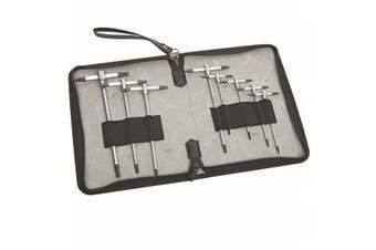 Toledo Key Set T-Handle Hex - 8 Pc. 2 - 6mm