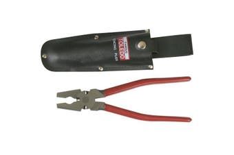 Toledo Fence Pliers with Heavy Duty Belt Holster