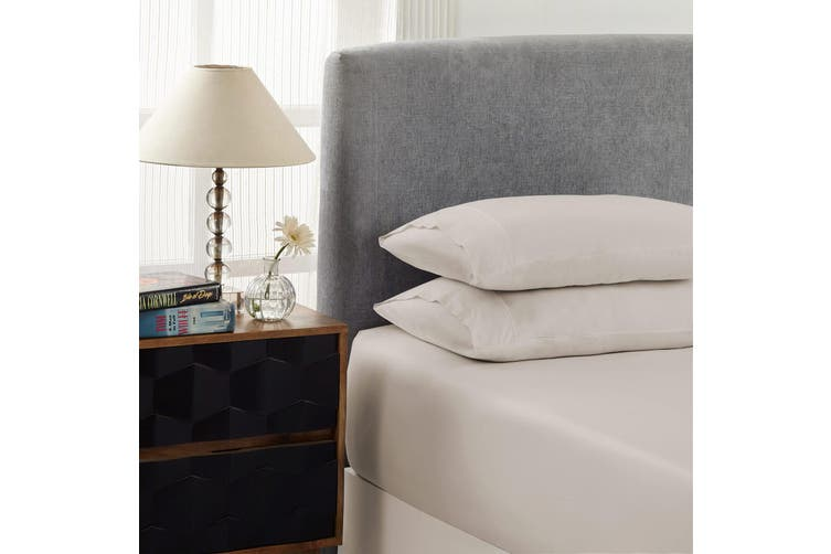 Royal Comfort 1500 Thread Count Combo Sheet Set Cotton Rich Premium Hotel Grade - Queen - Ivory