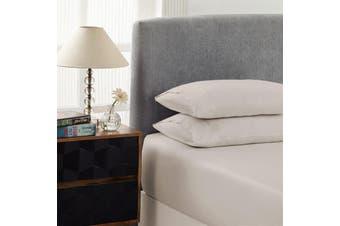Royal Comfort 1500 Thread Count Combo Sheet Set Cotton Rich Premium Hotel Grade - King - Ivory
