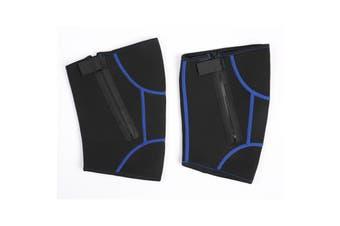 Sprint Industries Neoprene Zip Knee Support Pain Relief Brace Sports - Unisex