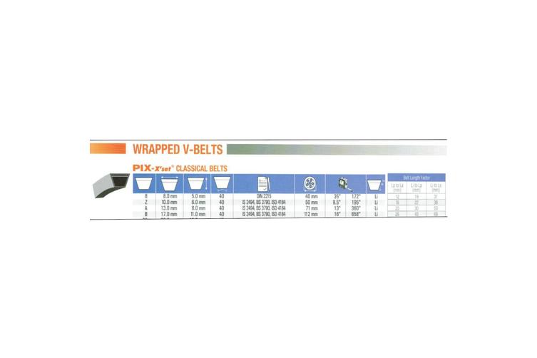 Belt Replaces GX10851, GX10065, 954-04060, 954-04060B, 754-04060 and 754-04060B