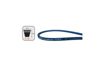 Mower Belt Replaces Masport 319005, TM60520A, 754-0182 and 954-0182