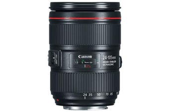 Canon EF 24-105mm F4L IS II USM Lens - FREE DELIVERY