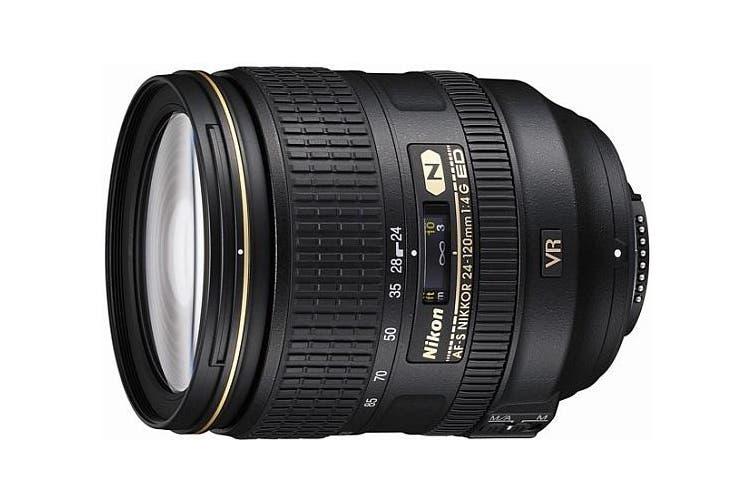 Nikon AF-S NIKKOR 24-120mm F4 G ED VR f/4 G 24-120 - FREE DELIVERY