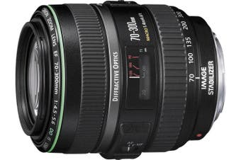 Canon EF 70-300mm f/4.5/F4.5-5.6 DO IS USM - FREE DELIVERY