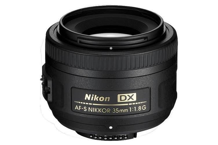Nikon NIKKOR AF-S 35mm f/1.8G F1.8 G DX - FREE DELIVERY