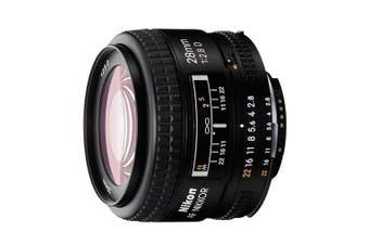 Nikon AF Nikkor 28mm f/2.8D Lens F2.8D f2.8 28 D90 - FREE DELIVERY