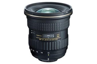 Tokina AT-X 11-20mm f/2.8 PRO DX Lens Canon - FREE DELIVERY