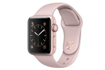 Apple Watch 2 Aluminium 38 mm Gold - Used as Demo