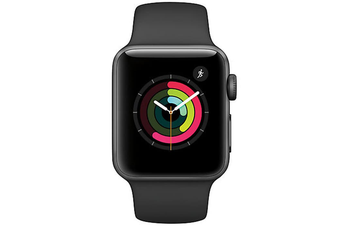 Apple Watch 3 Aluminium 38 mm Black - Used as Demo